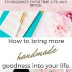 Ep. 2 How to Bring More Handmade Goodness Into Your Life