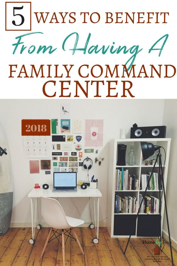 If you are ready to organize your entire family then you need to read this post.  You