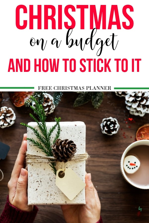 Having a solid budget which is easier to follow is one of the most important things you can do. Follow these tips for you to enjoy Christmas on a budget. #Christmas #budget #holiday #shopping #gifts #howto