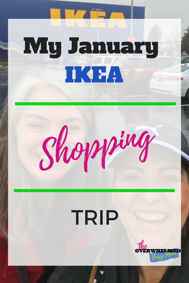 In this post, Jenn shares her January shopping trip through IKEA as she is updating her home room by room.  Become inspired and get an inside look at how she