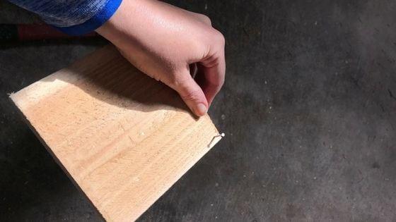 assemble cedar planter sides