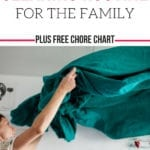Planning and Executing A Family Cleaning Routine