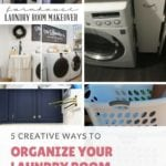 The Best Laundry Room Organization Ideas