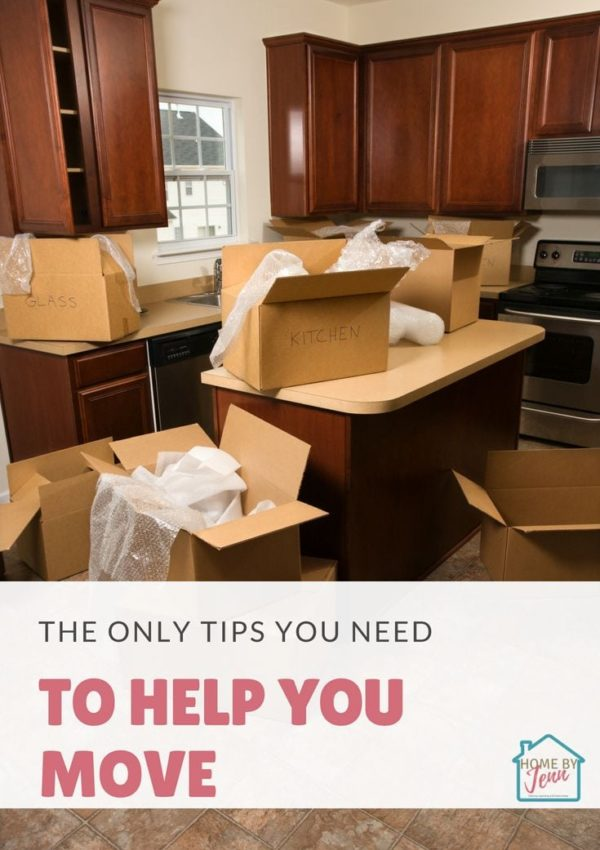 The Only Tips You Need To Help You Move
