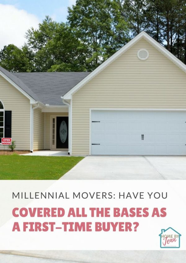 Millennial Movers: Have You Covered All The Bases As A First-Time Buyer?