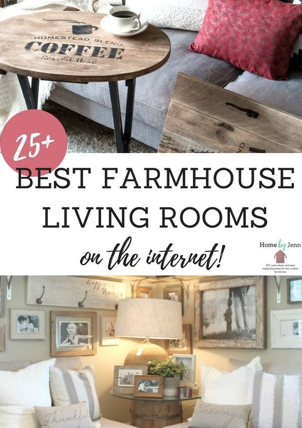 farmhouse room tours