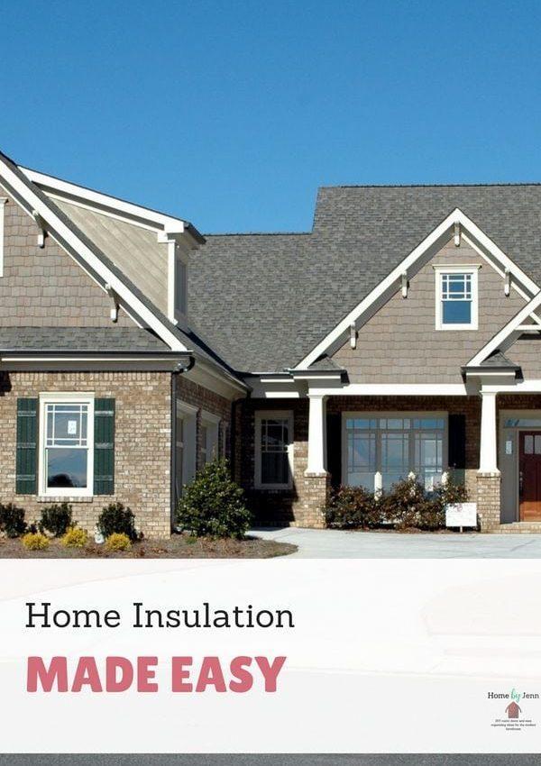 Home Insulation Made Easy