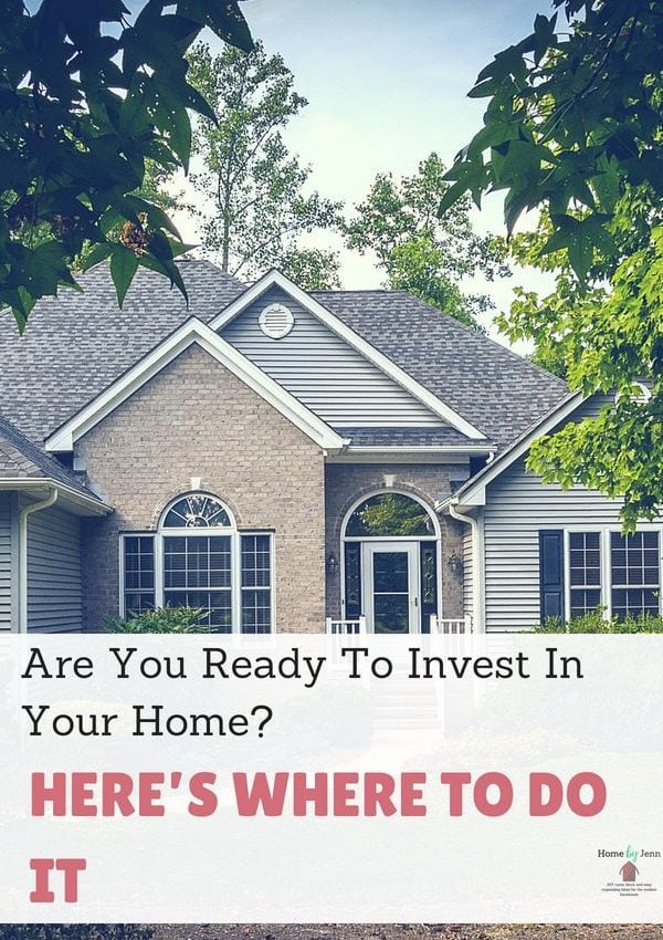 Are You Ready To Invest In Your Home? Here's Where To Do It