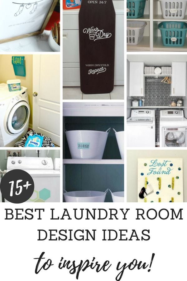 15 Plus Laundry Room Design Ideas Home By Jenn