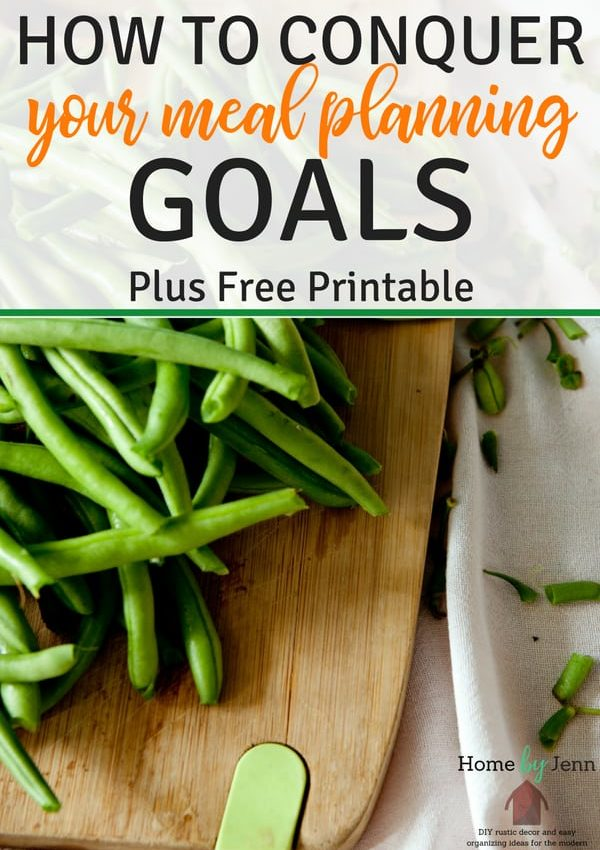 Realistic Meal Planning Tips For Your Weekly Menu
