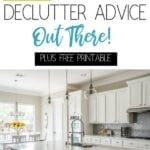 20 Best Decluttering Your Home Advice Out There