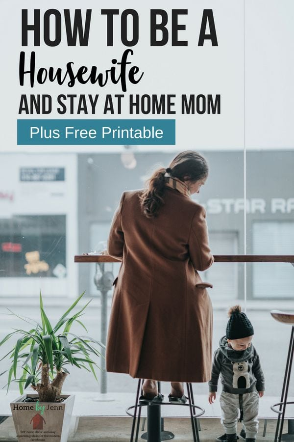 We as women put too much pressure on ourselves to become a perfect housewife and stay at home mom. In this post, I share my experiences with you about how I was able to become a successful stay at home mom and how I was able to balance housework, everyone's schedule, and get dinner on the table most nights.