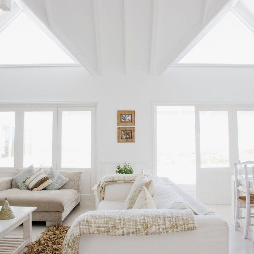 energy efficient living room