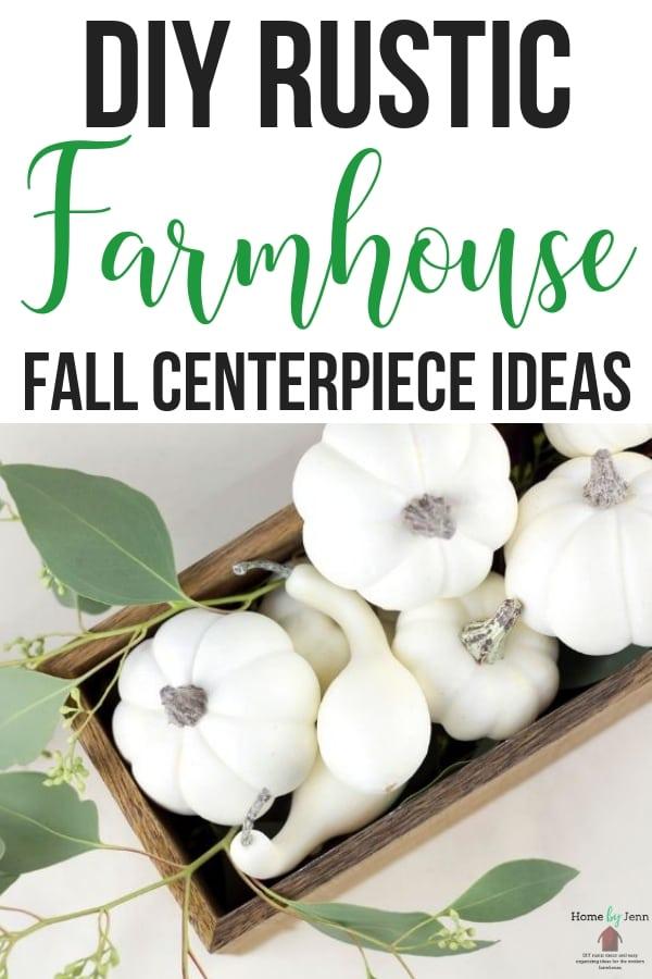Farmhouse Fall Centerpiece Ideas (2)