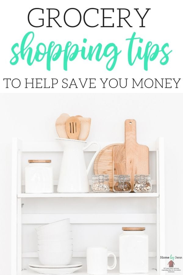 The reality is that grocery prices are not going down. In this post, you'll learn some grocery shopping tips that will save you money on your grocery bill. #groceries #cutthebill #budget #savingmoney #shoppingtips #groceryshoppingtips #save