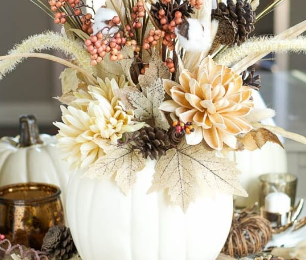Pumpkin Crafts for home