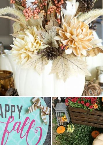 Amazing Pumpkin Crafts To Make At Home