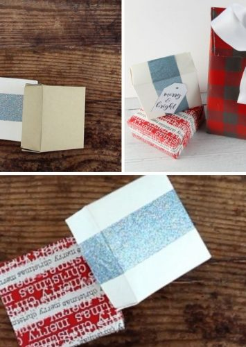 How To Make A DIY Gift Box + Video Tutorial