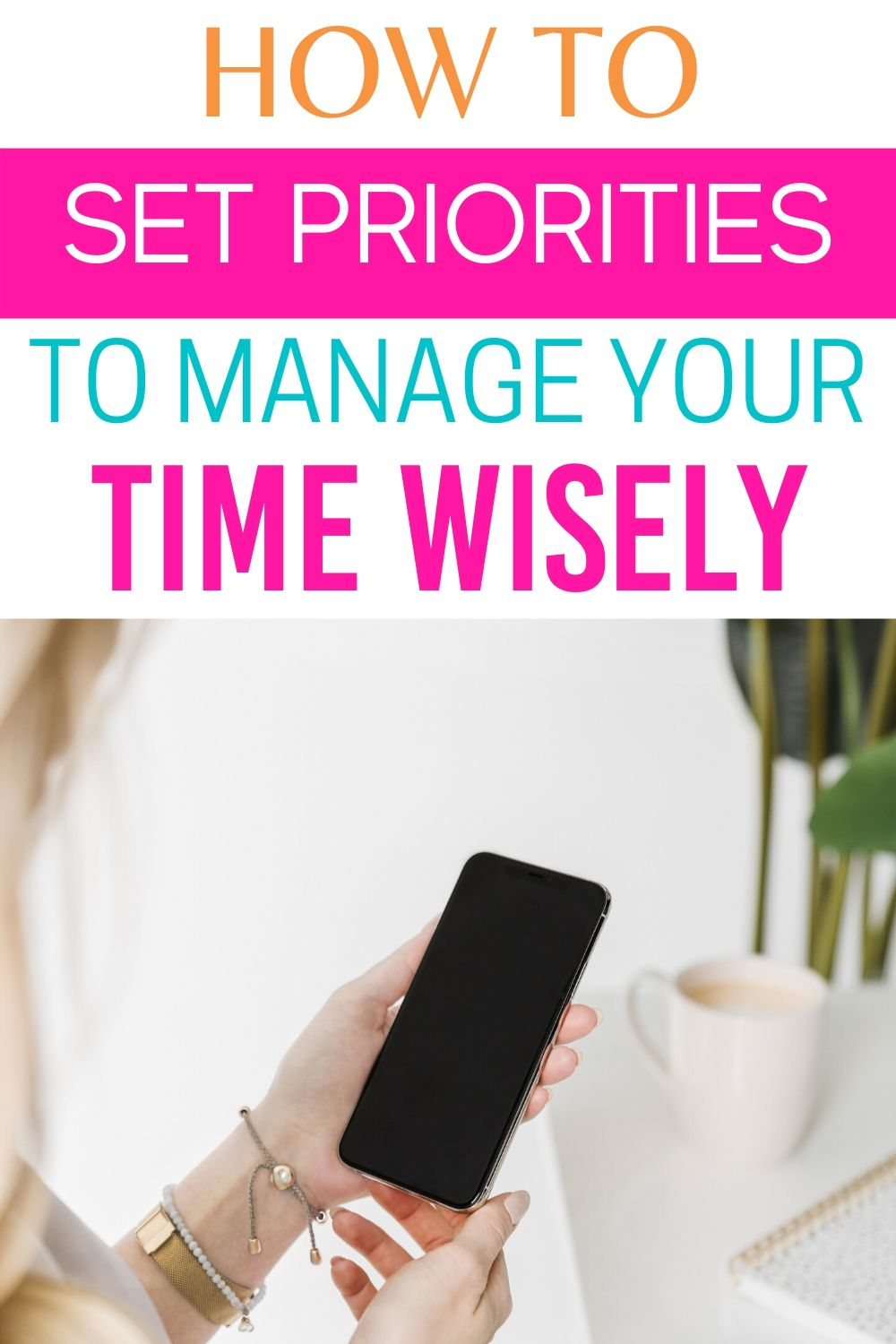 Setting priorities can seem overwhelming and impossible, but I can help. I will share how to set priorities which will allow you to manage your time wisely. #setuppriorities #takingaholdoflife #howtosetuppriorities via @homebyjenn