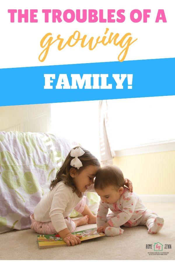 growing family via @homebyjenn