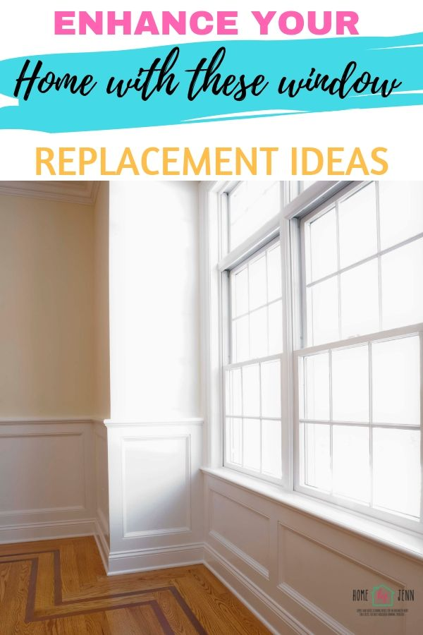 Enhance Your Home With These Window Replacement Ideas via @homebyjenn