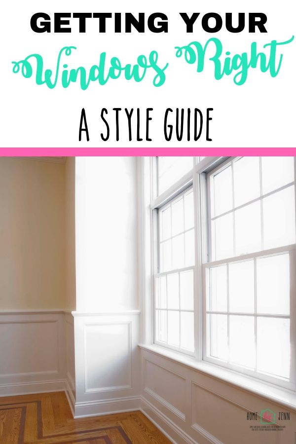 Getting Your Windows Right: A Style Guide