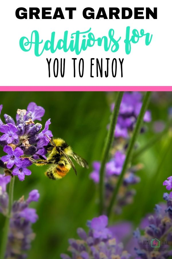 Great Garden Additions For You To Enjoy