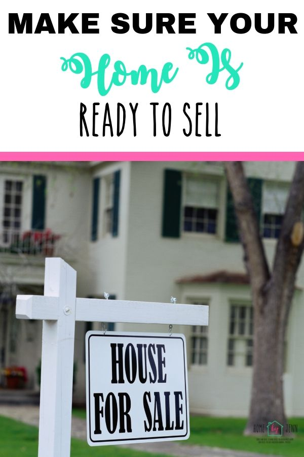 Making Sure Your Home Is Ready To Sell via @homebyjenn