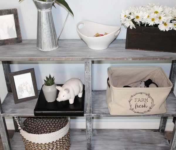 How to Make a DIY Entryway Table