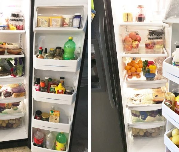How To Organize Your Fridge Quickly