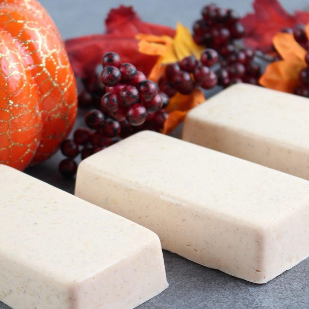 bricks of soap