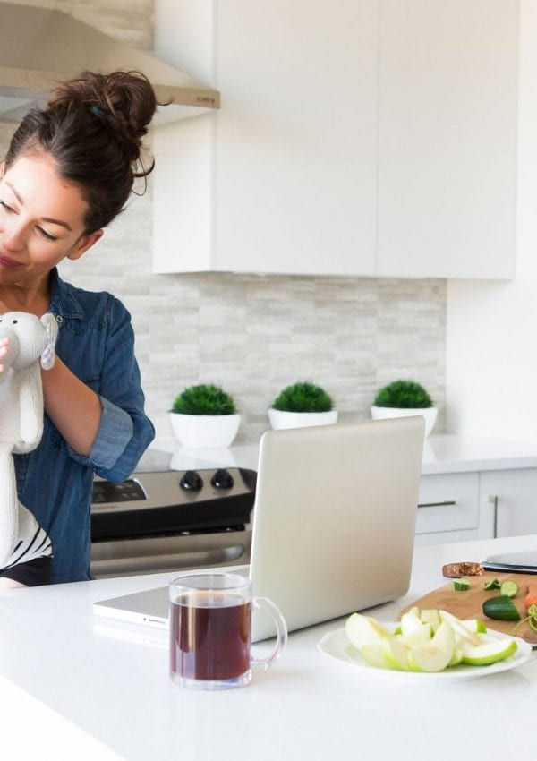 How To Clean A Kitchen with Kitchen Cleaning Tips + Free Printable