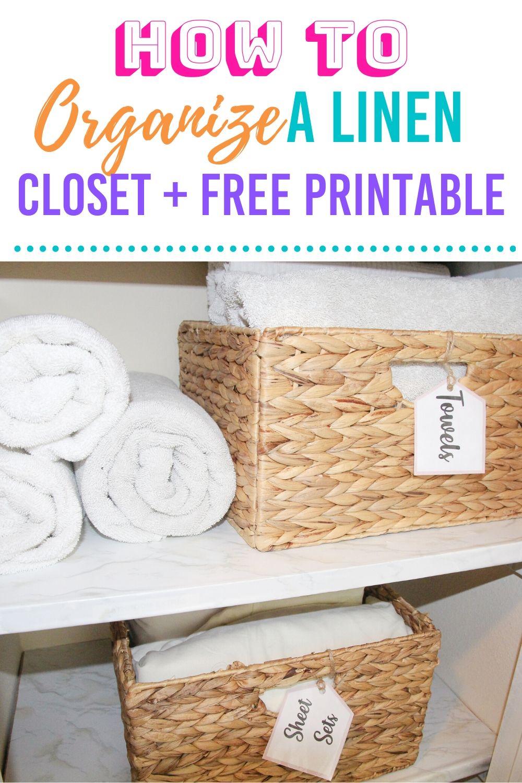 linen closet via @homebyjenn