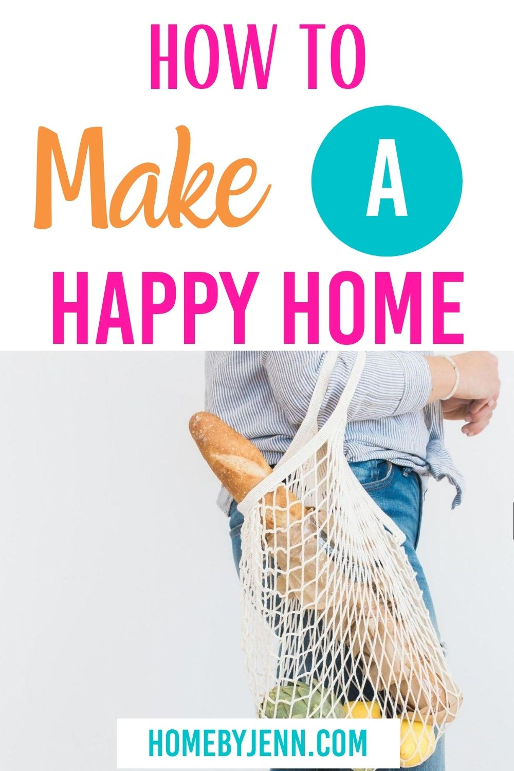Having a happy home is really important for a happy life. Learn how to make a happy home for you and your family. These tips will show you how simple it is to create a happy home. It doesn't take a lot of money and many of these tips are completely free. via @homebyjenn