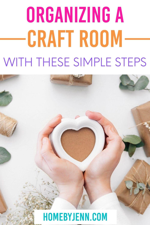 craft room via @homebyjenn