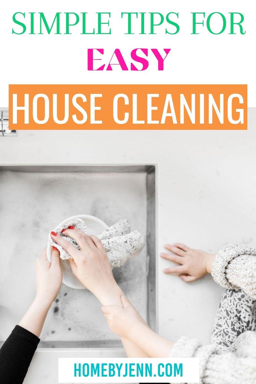 doing the dishes via @homebyjenn