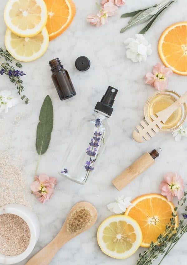 DIY Room Spray + 27 Room Spray Recipes