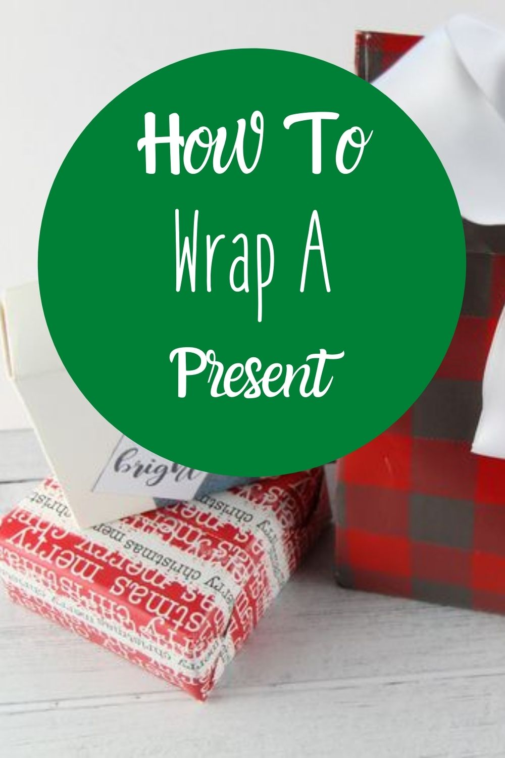 I'll show you how to wrap a present allowing you to master the skills of wrapping. Have fun wrapping gifts correctly and quickly. #wrappinggifts #howtowrappresents #wrapping via @homebyjenn