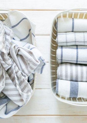 Learn the Konmari Method of Folding