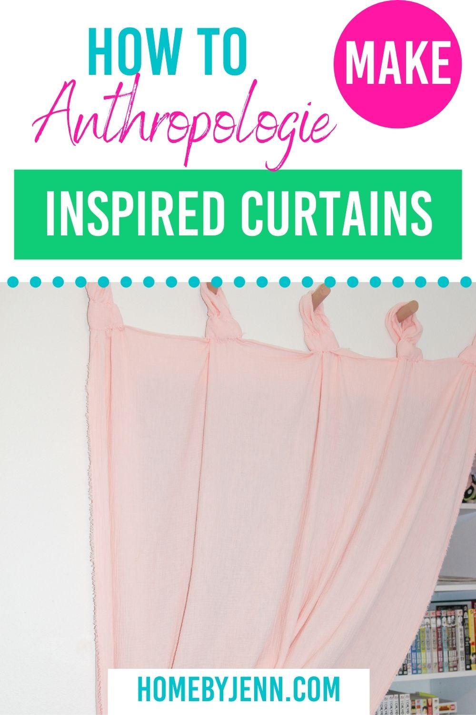 curtains via @homebyjenn