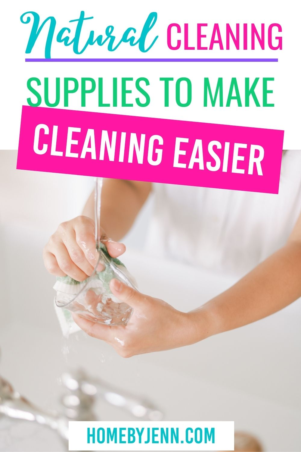 Here are the top cleaning supplies you need in your house. We all want our kitchens to stay as clean as possible. After all, it's where we prepare food for our families. It should be cleaned thoroughly to remove any germs that might make your family sick. via @homebyjenn